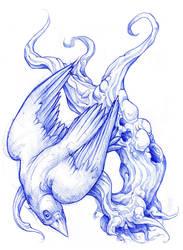 shigeki.zumi: tattoo sketchbook: 016 by fydbac