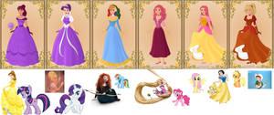Disney is Magic :3 by supereilonwypevensie