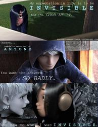 When I Was Invisible by supereilonwypevensie