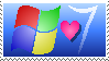 I Love Windows 7 by ppgrainbow
