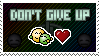 Don't Give Up by ppgrainbow