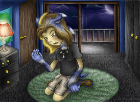 Werefuse Contest Entry by Melody-Chaos