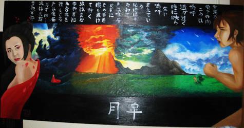 Satsuki by PaznovoL