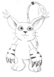 Gatomon by Henrry2012