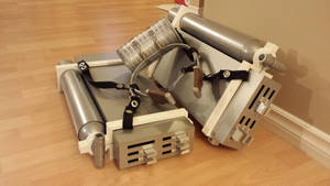 Shingeki no Kyojin - 3D maneuver gear by ClaraChauCosplay