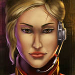 [COMM] Elena Derosa Icon by aftiago