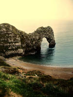 The Sea's Archway by ImogensMindsEye
