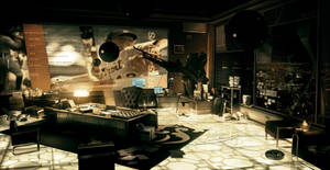 Deus ex 3 Office Sarif by Gryphart
