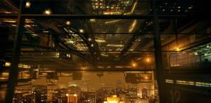 Underfloof Deus Ex 3 by Gryphart