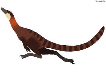 Dinovember Day 12: Xiyunykus pengi by TroodonVet