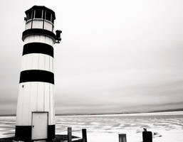 lighthouse by pauljavor