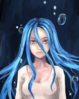 Deep Blue by WindHydra