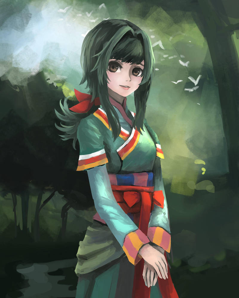 Chi An by WindHydra