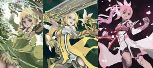 Yuki Yuna is a Hero by WindHydra