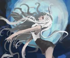 Full Moon by WindHydra