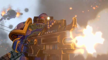 Devastator by Steampunksoldier12