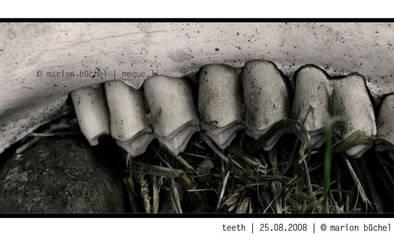 .:.teeth.:. by nebelelfe