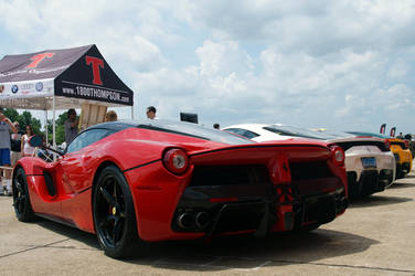 LaFerrari and Co. by NFL-Photography