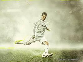 Cristiano Ronaldo by Mish-A-Man