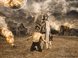 Apocalypse - Family Portrait by Mish-A-Man