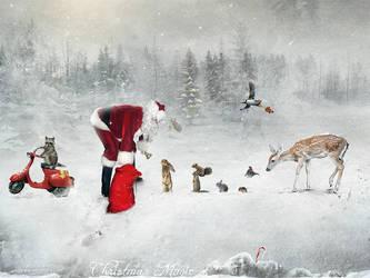Christmas Magic by Mish-A-Man
