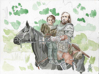 Got4 Arya The Hound Inprogress Web by Sharriss