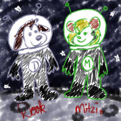 Dook's Art by DorkyDarkwing