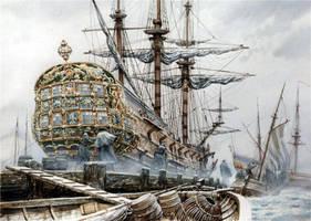Pier 2 by voitv