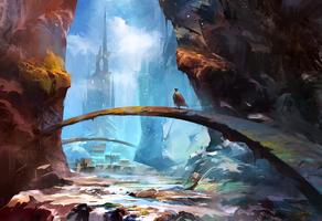 castle by KHIUS