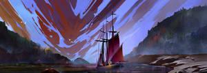 Sail by KHIUS