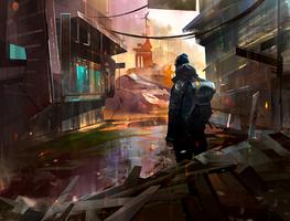 traveler by KHIUS