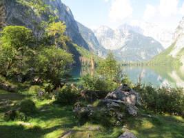 lake 13 by LeikyaStock