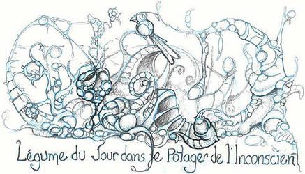 Legume du jour... by Imeldouze