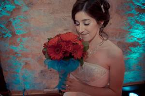 Beautiful Bride by singingaway