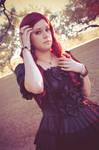 Gothic Lolita 02 by singingaway
