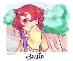 Smile, Chiwwi! by nedonutsu