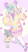 [OC] Pastel BOY: Heinrich by nedonutsu
