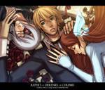 SS: Checkered Love for Kajo by gem2niki