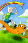 Adventure Taimu! by gem2niki