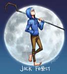 RoTG: Jack Frost by gem2niki