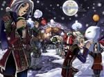 FFXI - Happy Holidays 2004 by gem2niki