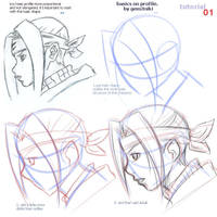 drawing basic - profile by gem2niki