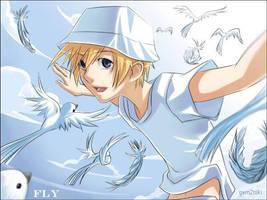 Sky - Takeru by gem2niki
