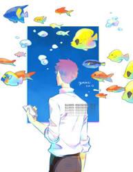 Beyond Blue by gem2niki