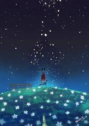 Sp 0857 20181124 Night on the Galactic Railroad by gem2niki