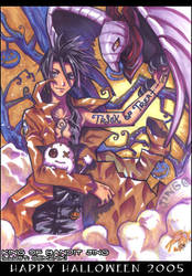 Jing in Halloween 2005 by gem2niki