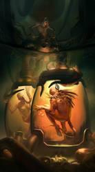 The Seahorse by Petrauskas