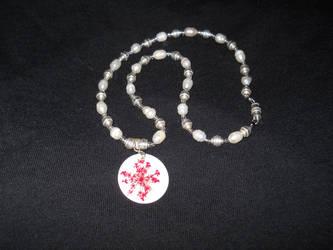 necklace by crazyemeralddragons