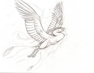 Phoenix2 by crazyemeralddragons