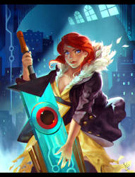 Transistor by NerinFox